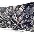 Samsung umacnia swoją dominującą pozycje w Europie, za sprawą oferty nowych modeli telewizorów UHD z zakrzywionym ekranami