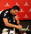 Gwiazdy wszechczasów - Cristiano Ronaldo i Pel' - połączyły siły w nowej kampanii Emirates
