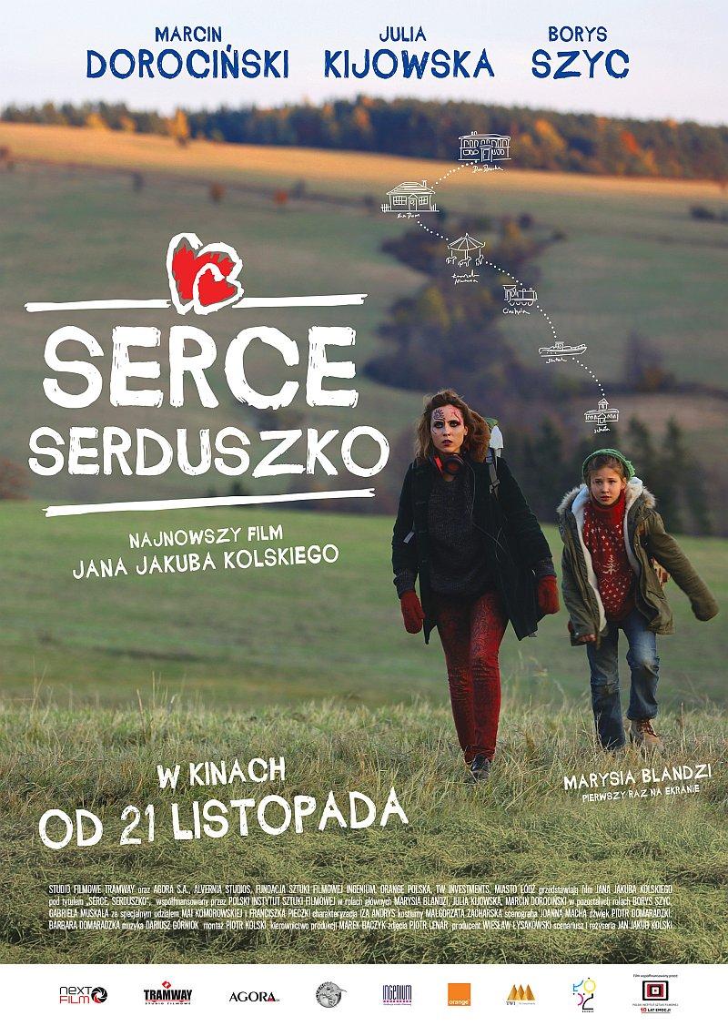 """""""Serce, Serduszko – €œ Jana Jakuba Kolskiego to familijny film drogi"""