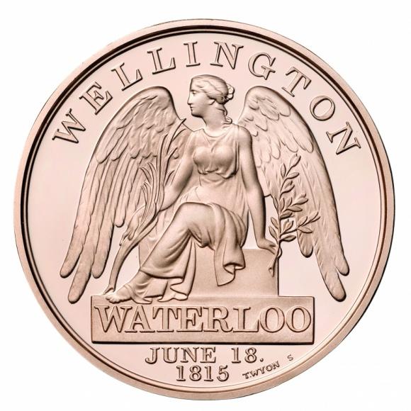 DWUSETNA ROCZNICA BITWY POD WATERLOO Hobby, LIFESTYLE - 18 czerwca minęło dwieście lat od ostatniej bitwy Napoleona Bonaparte, rozegranej pod Waterloo. To kluczowe wydarzenie w dziejach nowoczesnej Europy było też ważnym punktem w historii brytyjskiego medalierstwa.