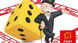 Zagraj z Panem Monopoly w Porcie Łódź Hobby, LIFESTYLE - Gigantyczna plansza do gry, kultowy wąs Pana Monopoly i mnóstwo atrakcji dla wszystkich niezależnie od wieku ? tak zapowiada się najbliższy weekend w Porcie Łódź, pełen niezwykłych emocji, które towarzyszą rozgrywkom w tę jedną z najpopularniejszych gier świata.