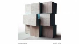 Drzwi odkryte na nowo Sztuka, LIFESTYLE - Slow Door to nowatorski koncept drzwi. Zespół sześciennych elementów, tworzy przestrzenny mechanizm, który ma opóźniać przejście. To, w zamyśle autorów, ma pomóc docenić czas i samo doświadczenie z tym związane. To jeden z 12 finalistów konkursu Lexus Design Award 2016.