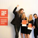 iF DESIGN AWARD 2016 dla polskiej marki meblowej VANK