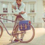Miejski chillout z rowerami Le Grand