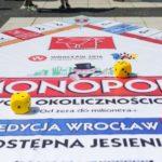 Dwie plansze Monopoly specjalnie dla Wrocławia