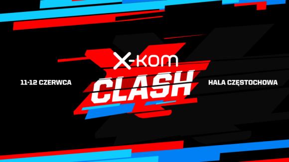 Pierwsza edycja x-kom CLASH w Częstochowie Hobby, LIFESTYLE - Turnieje gamingowe, najlepsi youtuberzy w kraju, cosplayerzy, konkursy z nagrodami oraz dedykowane strefy partnerów ? to zaledwie część atrakcji, jakie czekać będą na uczestników imprezy x-kom CLASH.