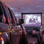 Polówka - ostatnia projekcja w kinie samochodowym
