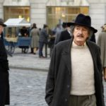 "Geoffrey Rush jako Albert Einstein w produkcji ""Geniusz"""