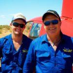 Australijscy piloci w akcji
