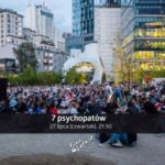 Kino Letnie na placu Europejskim: ?7 psychopatów?