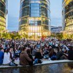 Sierpień z Kinem Letnim na placu Europejskim!