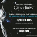 ?Gra o tron? w kinie Helios w Łodzi!