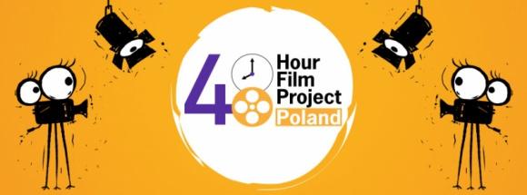 Filmowy rollercoaster w Warszawie: zrób film w 48 godzin Film, LIFESTYLE - W tym roku najszybszy konkurs filmowy ? 48 Hour Film Project odbywa się tylko w Warszawie, ale organizatorzy zapraszają do udziału ekipy z całej Polski. Wszyscy uczestnicy będą mieli jedyne 48 godzin na zrobienie krótkometrażowego filmu.