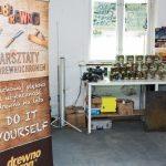 Cykl kreatywnych warsztatów stolarskich z Drewnochronem już za nami!