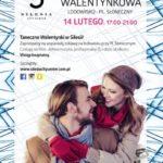 Walentynki w stylu disco, czyli Silesia City Center zaprasza na lodowisko