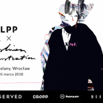 Wystawa Across Europe With Best Fashion Illustration we Wrocławiu