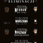Rusza konkurs Caff? Vergnano Best Barista 2019!