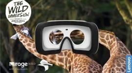 Festiwal Cannes 2018 - Ziemia to więcej niż statystyki Film, LIFESTYLE - Przyrodniczy film VR promujący ochronę środowiska dostępny wyłącznie przy użyciu gogli VR Lenovo Mirage Solo podczas Festiwalu Filmowym w Cannes 2018