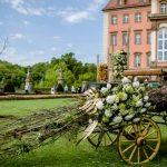 Chryzantema królową polskiej wiosny na Festiwalu Kwiatów i Sztuki w Zamku Książ