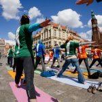 Międzynarodowy Dzień Jogi we Wrocławiu