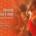 Dancing Swing & Sway przed Galerią Krakowską