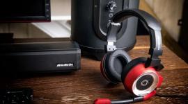 AVerMedia wprowadza nowe słuchawki dla graczy Hobby, LIFESTYLE - Producent znany głównie z tunerów TV i kart do przechwytywania video wprowadza do swojej oferty słuchawki Sonicwave 7.1 GH337. Mają one za zadanie zdobyć uznanie graczy, co jest trudnym wyzwaniem, bo wśród gamingowych słuchawek nie brak konkurencji.