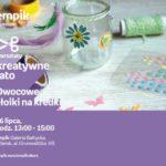 Owocowe słoiki na kredki | Empik Galeria Bałtycka