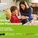 FESTIWAL GIER PLANSZOWYCH - ŁÓDŹ - EMPIK MANUFAKTURA