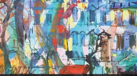 Nerwowy ekspresjonizm ? wernisaż wystawy malarstwa Krzysztofa Ludwina Sztuka, LIFESTYLE - Serdecznie zapraszamy na wernisaż wystawy malarstwa Krzysztofa Ludwina, który będzie miał miejsce 16 listopada o godz.19:00 w Domu Aukcyjnym Art in House przy Alejach Jerozolimskich 107 w Warszawie.
