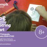 String art | Empik Galeria Bałtycka