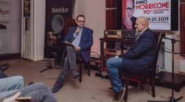Ennio Morricone ? celebracja 90. urodzin artysty w Studio U22 Sztuka, LIFESTYLE - 28 listopada w warszawskim Studio U22 odbyła się konferencja prasowa, której głównym tematem była celebracja 90. urodzin mistrza muzyki filmowej ? Ennio Morricone.