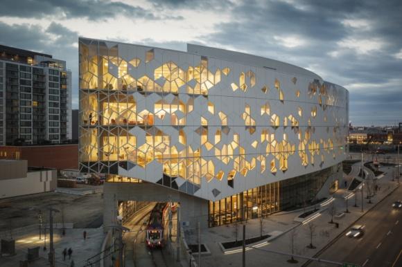 7 projektów architektonicznych z 2018 r., które warto znać Sztuka, LIFESTYLE - Wrocławska pracownia architektoniczna AP Szczepaniak przygotowała zestawienie najciekawszej światowej architektury powstałej w zeszłym roku.