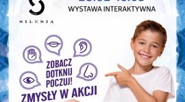 Zobacz, dotknij, poczuj ? interaktywna wystawa ?Zmysły w akcji? w SCC Hobby, LIFESTYLE - O tym, w jaki sposób ludzkie zmysły wpływają na postrzeganie rzeczywistości można przekonać się odwiedzając interaktywną wystawę ?Zmysły w akcji? w Silesia City Center.