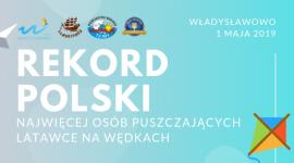 We Władysławowie będą ustanawiać kolejny wędkarski Rekord Polski Hobby, LIFESTYLE - Z inicjatywy Klubu Wędkarskiego Władek Team, już po raz trzeci na majówkę, we Władysławowie odbędzie się próba bicia rekordu.