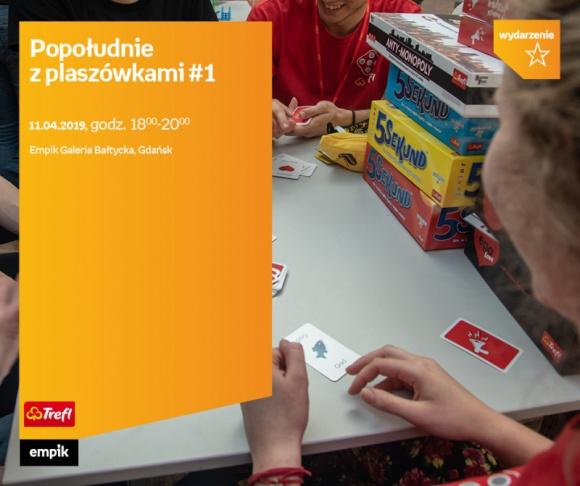 Popołudnie z plaszówkami #1 | Empik Galeria Bałtycka Hobby, LIFESTYLE - warsztaty