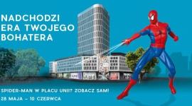 ?Nadchodzi era Twojego bohatera? ? ekspozycja herosów w Placu Unii Film, LIFESTYLE - 28 maja Plac Unii zamieni się w strefę supermocy. Na klientów centrum handlowego czekać będą figury głównych bohaterów z kultowej serii filmów akcji o herosach ? Iron Man, Kapitan Ameryka, Thor, Hulk oraz Spiderman.