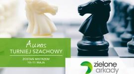Weekend Szachowy w Zielonych Arkadach Hobby, LIFESTYLE - W dniach 10 i 11 maja Zielone Arkady zapraszają na Weekend Szachowy, podczas którego szachiści będą mieli okazję zaprezentować swoje umiejętności.