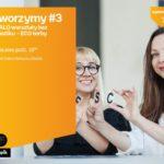 Tworzymy#3. EKO torby bez plastiku | Empik Galeria Bałtycka