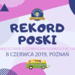 Poznańska Fura Szczęścia z szansą na oficjalny Rekord Polski