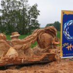 Na Helu powstanie największa na świecie rzeźba z drewna - czy trafi do Guinnessa