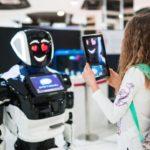 Roboty przyszłości w Porcie Łódź