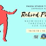 W Koszalinie po raz kolejny będą tańczyć cza-czę na Rekord Polski