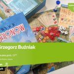 Grzegorz Buźniak | Empik Riviera