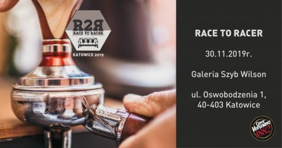 Pierwsza edycja Race to Racer Caff? Vergnano? czas na Katowice! Hobby, LIFESTYLE - Czy można połączyć sportowe emocje z parzeniem kawy? Oczywiście, że tak! 30 listopada w Katowicach odbędą się ostatnie eliminacje do ogólnopolskiego konkursu baristycznego Race to Racer Caff? Vergnano.