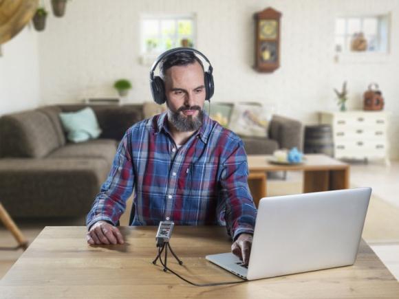 Olympus prezentuje zestawy rejestratorów dźwięku do zadań specjalnych Hobby, LIFESTYLE - Marka Olympus wprowadza nowe zestawy z rejestratorami dźwięków serii LS. Produkty powstały z myślą o dziennikarzach, influencerach, filmowcach oraz osobach nagrywających podcasty.