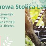 Filmowe czwartkowe wieczory w Parku Ulricha