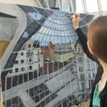 Kolejny etap projektu ?Making cities vibe? w Katowickiej