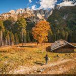 Jesień możliwości w trydenckich Dolomitach