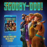 SCOOBY-DOO! Najnowszy film już na 4K Ultra HD, Blu-ray? i DVD!