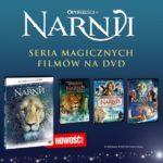 OPOWIEŚCI Z NARNII - Pełna kolekcja na DVD od 9 grudnia!